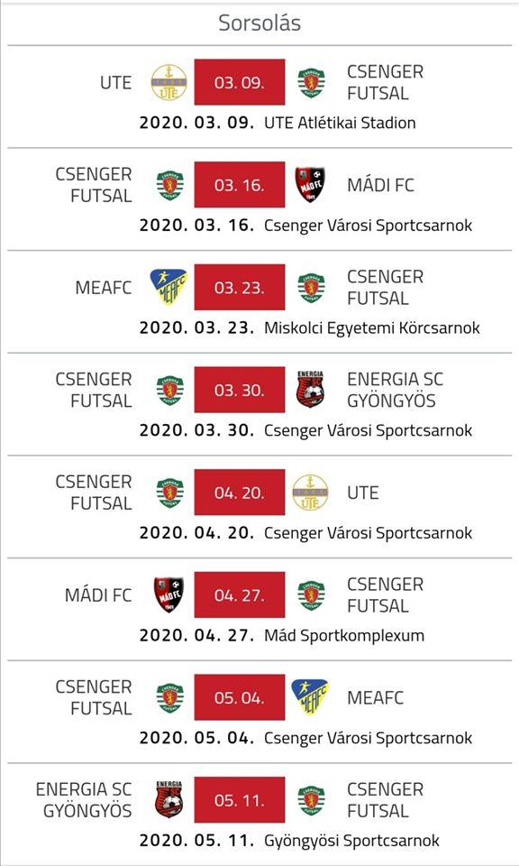 Csenger Futsal